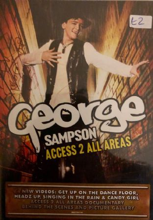 George Sampson - Access 2 All Areas (1) (DVD)